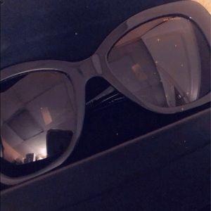 Versace Polarized butterfly sunglasses